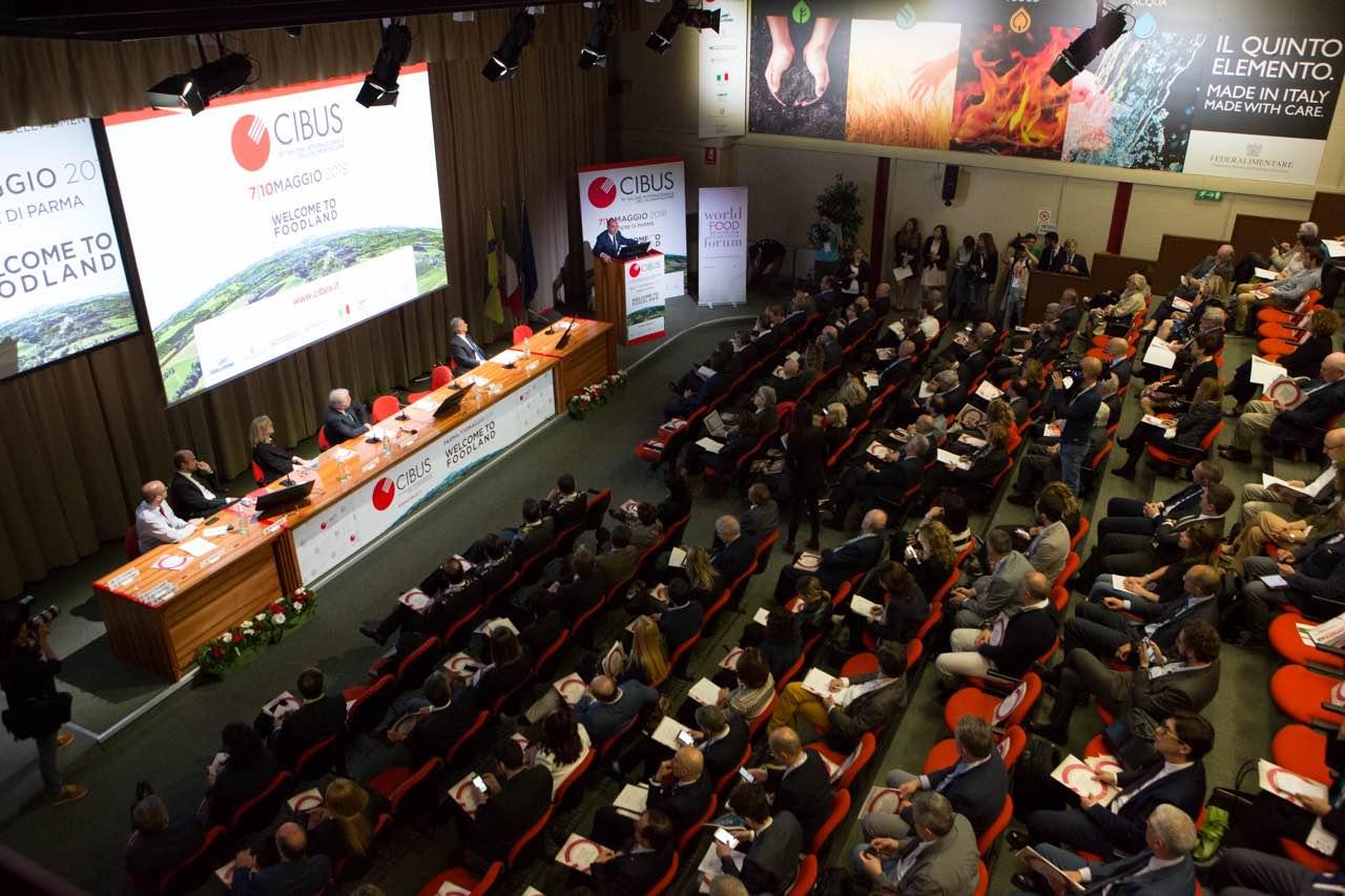 conferenza Cibus