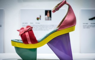 calzatura di design