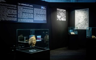 mostra archeologica Museo di Luni