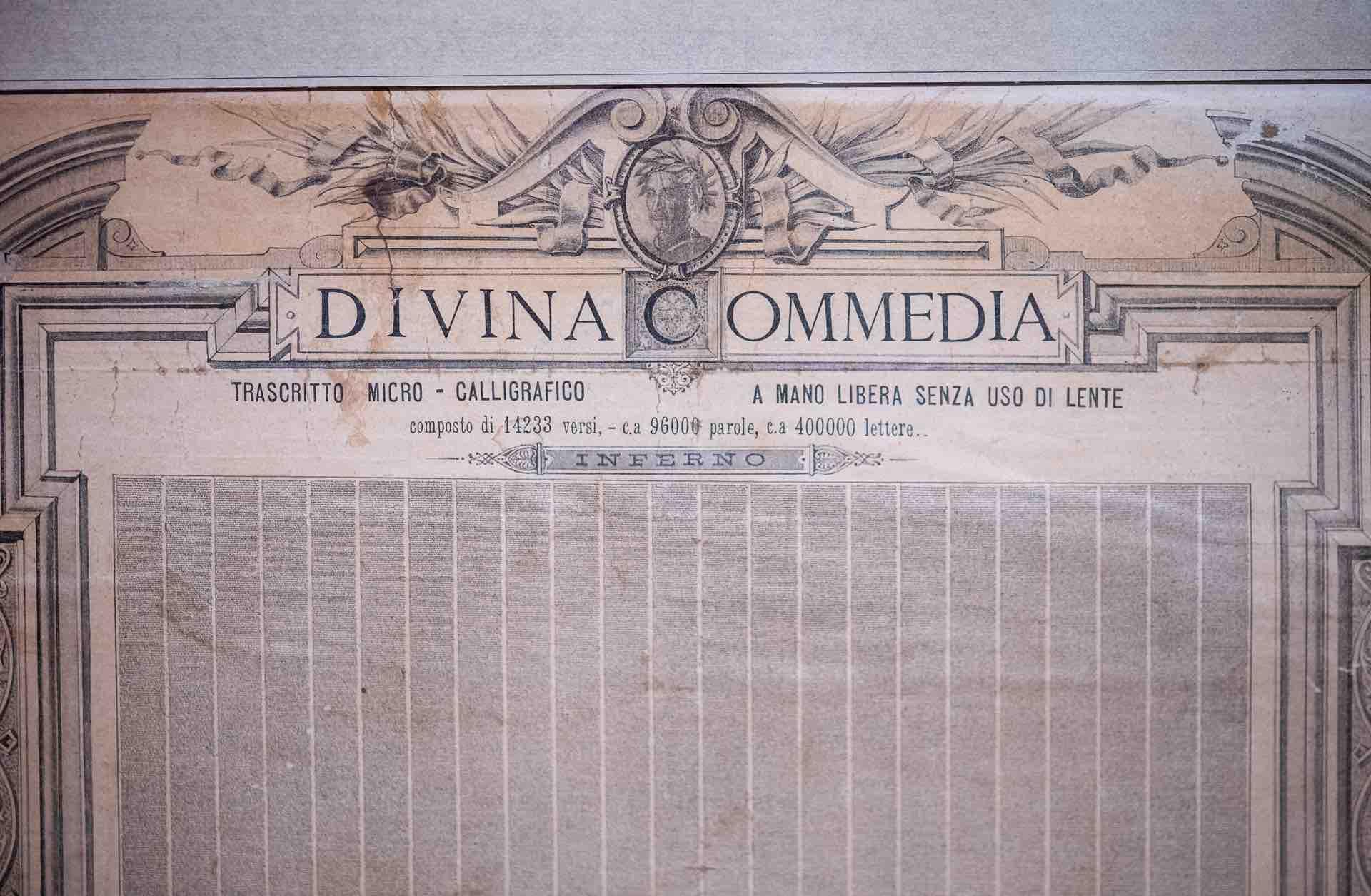 DivinaCommedia-trascritto-microcalligrafo-1888