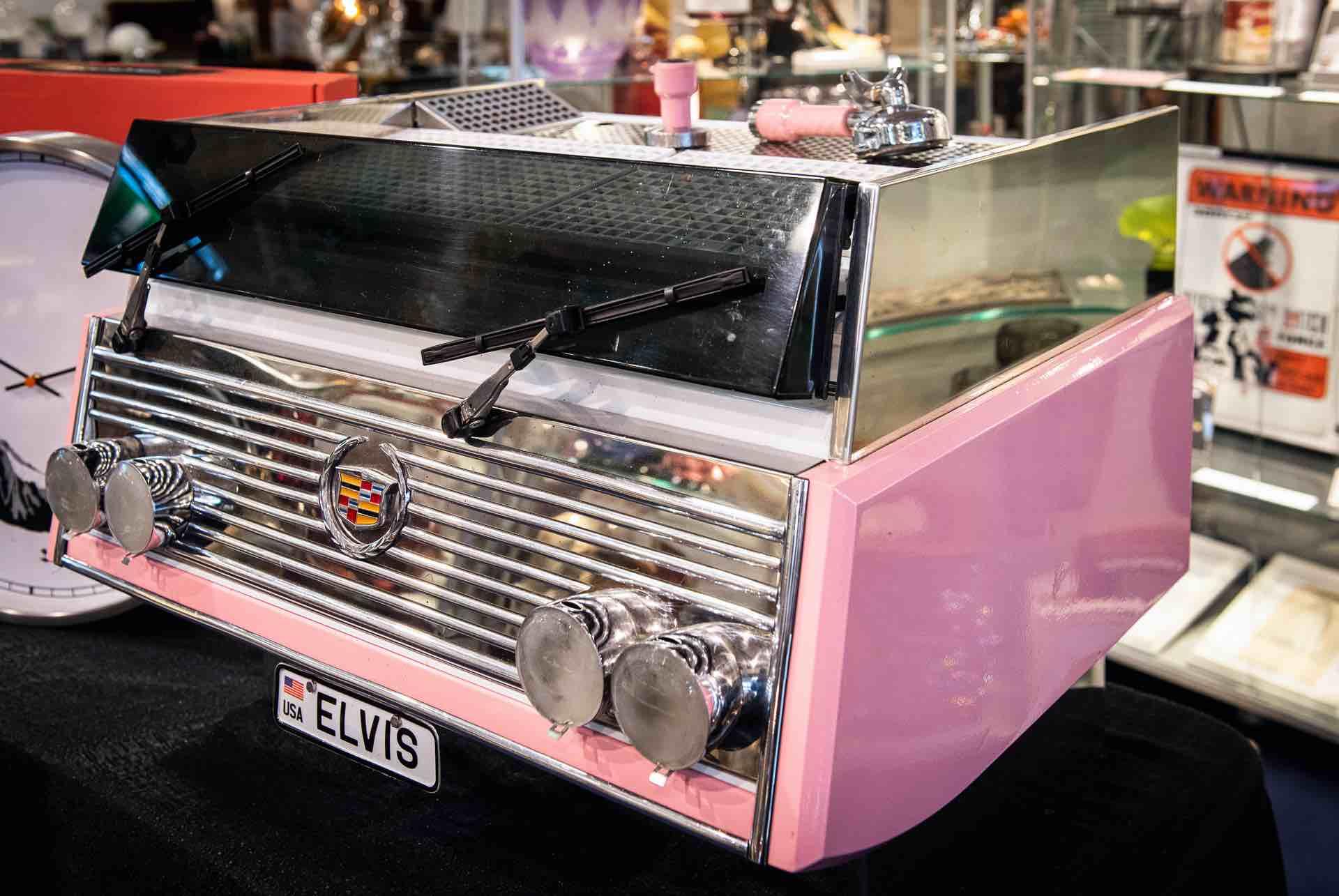 macchina da caffè Elvis